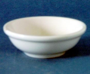ถ้วยน้ำจิ้ม,ถ้วยใส่ซอส,ซอสดิส,Soy Sauce Dsh,รุ่นP4006,ขนาด 6.8 cm,เซรามิค,พอร์ซเลน,Ceramics,Porcelai