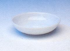 ถ้วยน้ำจิ้ม,ถ้วยใส่ซอส,ซอสดิส,Soy Sauce Dsh,รุ่นP4007,ขนาด 10 cm,เซรามิค,พอร์ซเลน,Ceramics,Porcelain