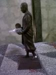 รูปหล่อขนาดบูชาหลวงพ่อชำนาญ วัดบางกุฎีทอง รุ่นเปิดบาตรรับทรัพย์ก้าวหน้า