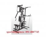 ม้านอนยกน้ำหนักโอลิมปิคกึ่งสมิทแมทชิน sp-PN-4