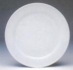 จานเซรามิค,จานดินเนอร์,เพลท,จานกลม,จานข้าว,Round Dinner Plate,P4040,ขนาด 25.5 cm