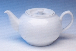โถใส่ชา,ทีพอท,Tea Pot,รุ่นP4023/L,ความจุ 0.63/L เซรามิค,พอร์ซเลน,Ceramics,Porcelain,Chinaware,Thai