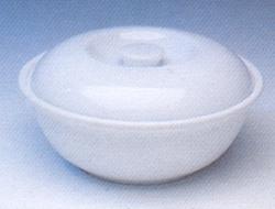 หม้อใส่ซุป,โถใส่ข้าว,ซุปทูรีน,Soup Tureen,ขนาด 28 cm,เซรามิค,พอร์ซเลน,Ceramics,Porcelain,Chinaware,T