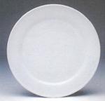 จานเซรามิค,จานกลม,จานหวาน,จานแบ่ง,ใส่อาหาร,Dessert Plate,P4041,ขนาด 20.5 cm,เซรา