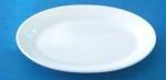 จานเซรามิค,จานวงรี,จานเปล,จานโอเวิลริมคูฟเพลทจานใส่อาหาร,Oval Rim Coup Plate,รุ่