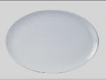 จานเซรามิค,จานวงรี,จานเปล,จานโอเวิลคูฟเพลทจานใส่อาหาร,Oval Coup Plate,รุ่นP4065,