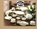 ที่วางช้อน,Spoon Rest,P4069,เซรามิค,พอร์ซเลน,Ceramics,Porcelain,Chinaware,Thai,พ