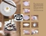 ถ้วยชาแก้วชา,ทีคัพ,Tea Cup W/O HDL,รุ่นP4022/L,ความจุ 0.17 L ,เซรามิค,พอร์ซเลน,C