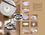 จานก้นลึกจานกลม,Round Deep Plate,รุ่นP4086,ขนาด 19 cm,เซรามิค,พอร์ซเลน,Ceramics,Porcelain,Chinaware,