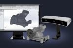 เครื่องสแกนถ่ายภาพชิ้นงานแบบ3มิติ 3D