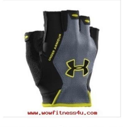 ST-100 Under Armour ถุงมือฟิตเนส fitness ถุงมือกีฬา ถุงมือยกเวท ถุงมือจักรยาน Lifting Glove fitness