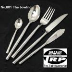 มีดหวาน,Handmade,Dessert Knife,รุ่น 801 The Bowling,สแตนเลส,Stainless 18/8,18/10,รับประกันปลอดสนิมตล