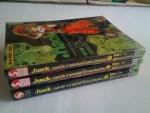hack ดอทแฮ็ค ตำนานแห่งกำไลแสงอาทิตย์อัสดง 3 เล่มจบ / REI IZUMI