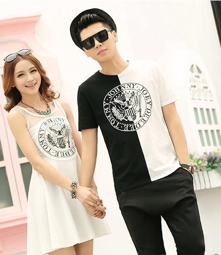 เสื้อคู่รักเกาหลี