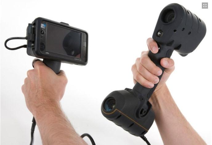 เครื่องสแกน Portable 3D