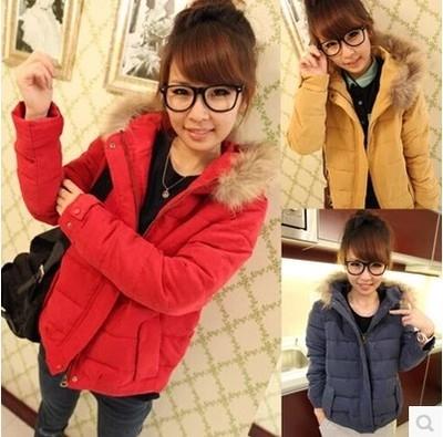 CW5709027 เสื้อกันหนาว คอปก แต่งเฟอร์ซิปหน้า ผ้าผสมขนสัตว์ อบอุ่นมาก แฟชั่นเกาหลี  (พรีออเดอร์) รอ 3