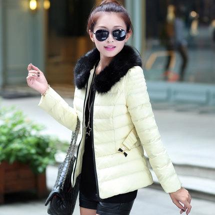 CW5709033 เสื้อโค้ทเกาหลี แต่งเฟอร์ ซิปหน้า ผ้าผสมขนสัตว์ อบอุ่นมาก (พรีออเดอร์) รอ 3 อาทิตย์หลังโอน