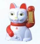 เครื่องทำละอองน้ำ แมวกวักสีแดง มีคำอวยพร **ส่ง 3 เครื่อง 1,200.-/ ปลีก 1,300.-