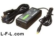 Adapter LCD Moniter 19.5V / 2A (19.5V/2.1A) (6.5*4.4mm) รับประกัน 6 เดือน