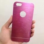 เคสไอโฟน 6 (4.7) motomo สีชมพู