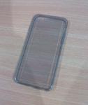 เคสไอโฟน 6 (4.7) เคสยางสีดำใส