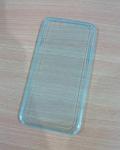 เคสไอโฟน 6 (4.7) เคสยางสีฟ้าใส