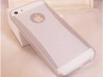 เคสไอโฟน 6 พลัส เคสยางกากเพรช สีขาว