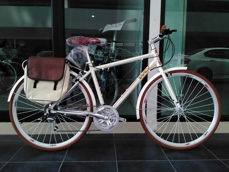 จักรยานทัวร์ริ่ง WCI รุ่น Freedom
