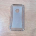 เคสไอโฟน 6 พลัส เคสยางกากเพรช สีดำ