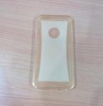 เคสไอโฟน 6 พลัส เคสยางกากเพรช สีทอง