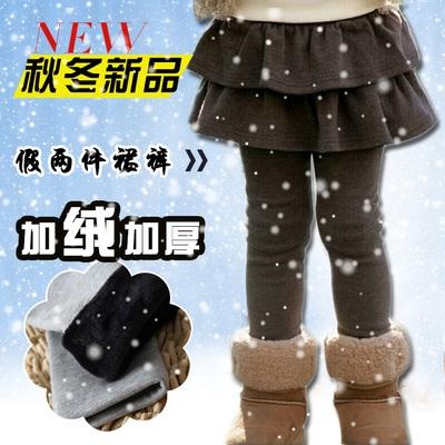 LG5712002 กางเกงเลคกิ้งฤดูหนาวเด็กผู้หญิง (พรีออเดอร์)รอ 3 อาทิตย์หลังโอน