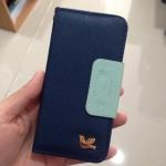 กระเป๋าเคส ไอโฟน 4 4s สีกรมท่า