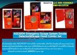 สินค้า ASE30DH Multi Purpose Lightอุปกรณ์เตือนภัยและช่วยเหลือครบวงจร เมื่อเกิดไฟ