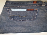 7 FOR ALL MANKIND  SIZE 30 ตะเข็บคู่