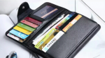 Leather Wallet (Black)