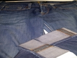 LUCKY BRAND SIZE 25*30BLUE JEANS