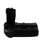 แบตเตอรี่กริ๊ป สำหรับกล้อง Canon BG-E8 (LP-E8) 550D/600D/650D/700D