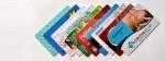 บัตรพลาสติก ขนาดกลาง pvc medium card 0.5