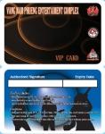 Pvc 0.76 Plastic Card ผิวมันเงา
