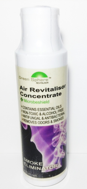 GreenSphere - Smoke น้ำมันหอมระเหย 120 ml