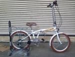 จักรยานพับได้ WCI รุ่น Holiday ล้อ 20 นิ้ว