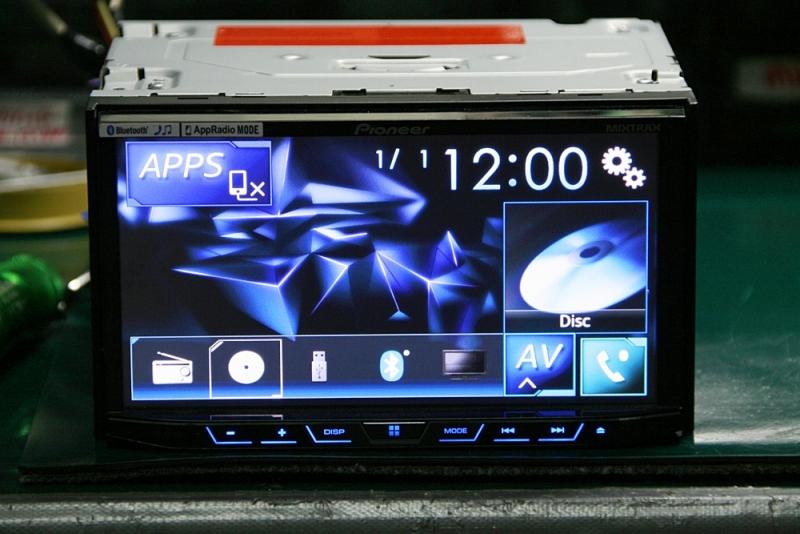 AVH-XL5750BT