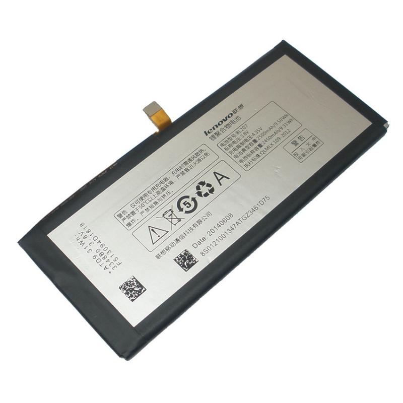 แบตเตอรี่มือถือยี่ห้อ Lenovo K100 K900 ความจุ 2500mAh (LV-01)