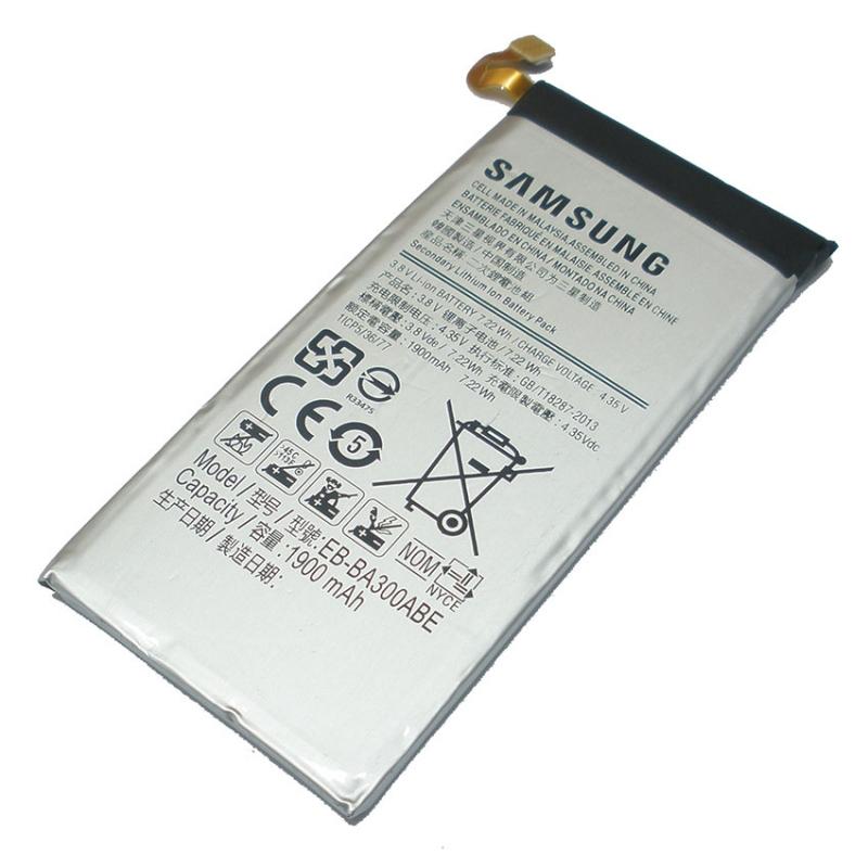 แบตเตอรี่มือถือ Samsung Galaxy A3 ความจุ 1900mAh (SS-13)