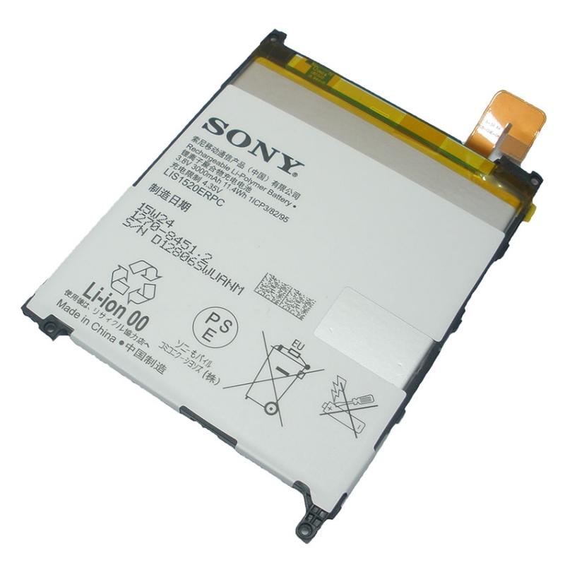 แบตเตอรี่มือถือ Sony Xperia Z Ultra XL39H ความจุ 3000mAh (SN-01)
