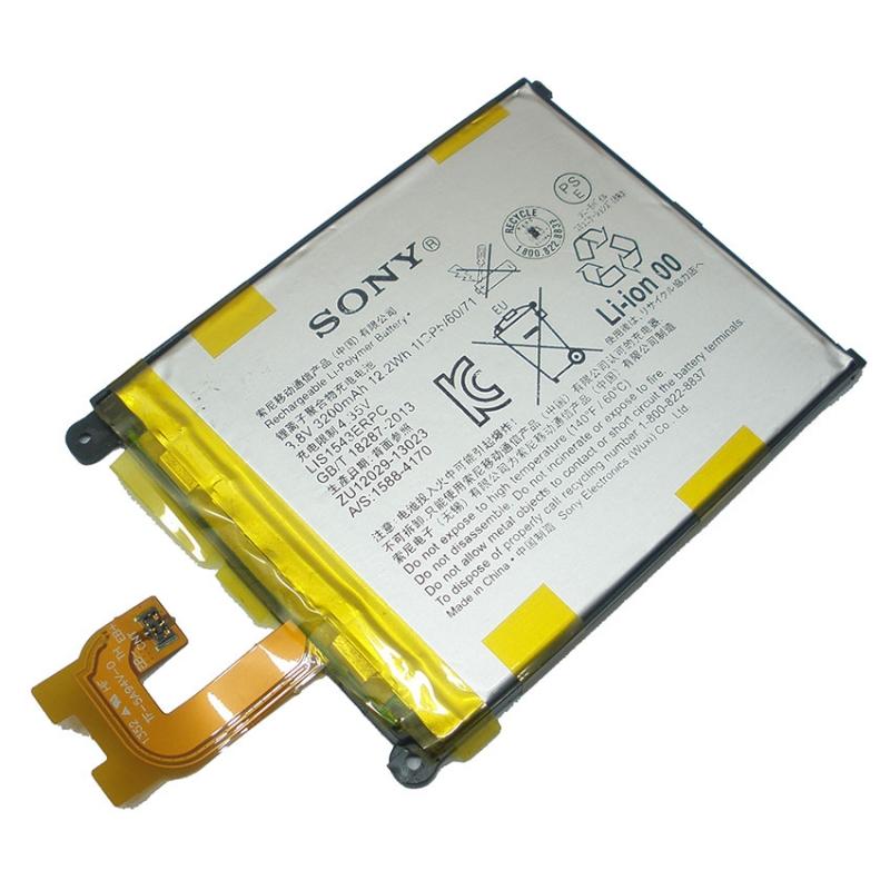 แบตเตอรี่มือถือ Sony Xperia Z2 ความจุ 3200mAh (SN-03)