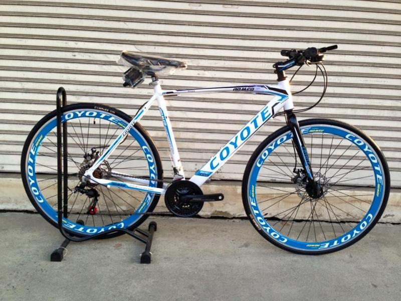 จักรยานไฮบริด Coyote รุ่น Romeo ปี 2016