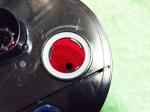 เครื่องทำละอองน้ำ กระติกลายผีเสื้อ 4.5L พ่น 360 องศา & RAINBOW LED