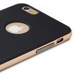 เคสไอโฟน 6 6S - ROCK Royce Gold Case iPhone 6 6S [สีทอง]