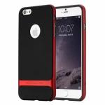 เคสไอโฟน 6 6S - ROCK Royce Red Case iPhone 6 6S [สีแดง]